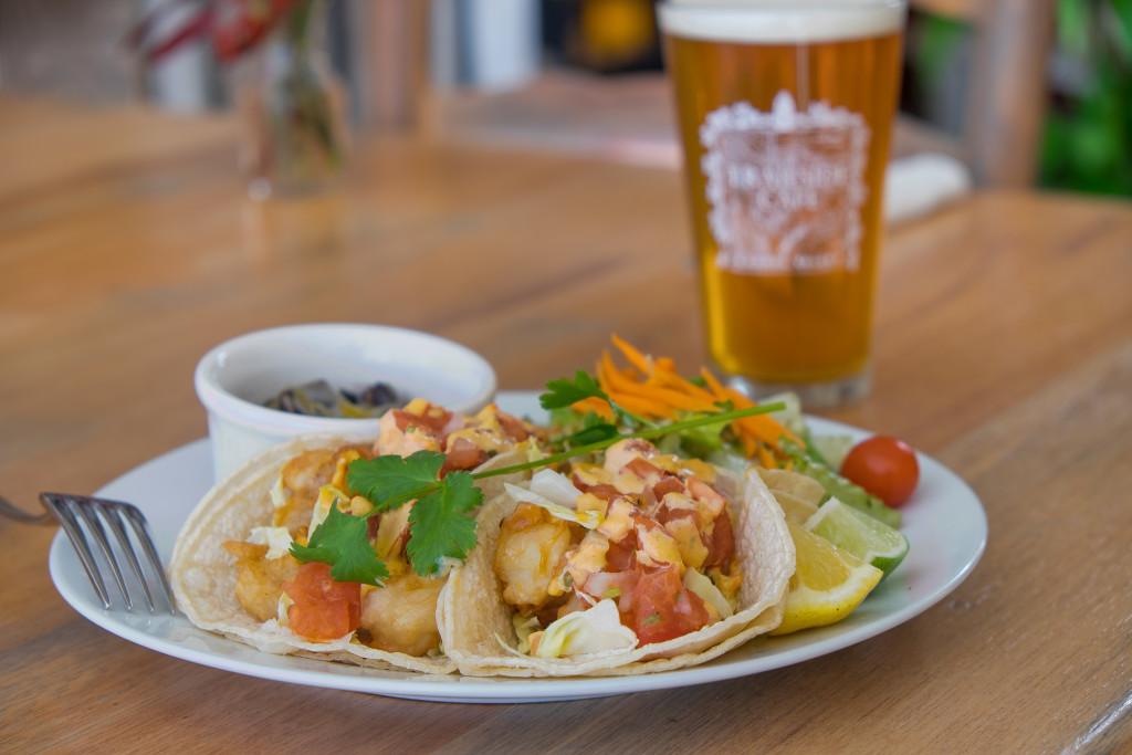 Tacos beer
