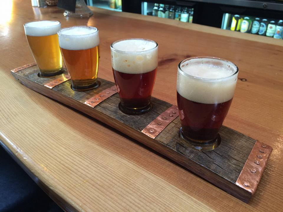 Sampling flights available